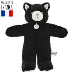 Inka le chat en peluche fabriqué en France