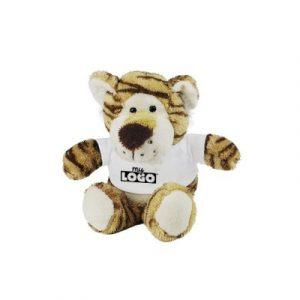 Fifi la peluche tigre à personnaliser