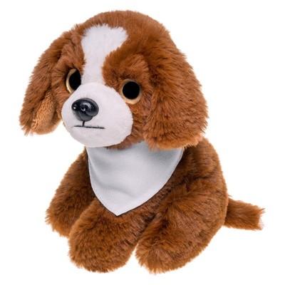 Le chien en peluche personnalisable Bernie