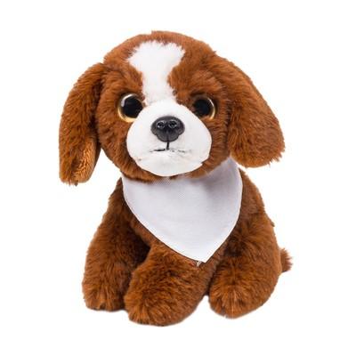Le chien Bernie, une peluche à personnaliser