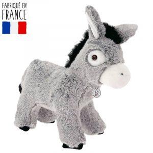 peluche Made in France à personnaliser Boubou l'âne