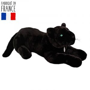 peluche personnalisée made in france panthere