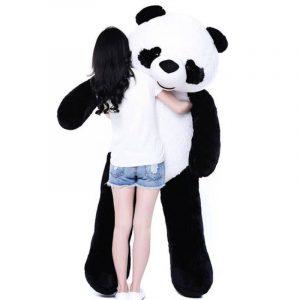 panda géant à personnaliser - Objet publicitaire géant