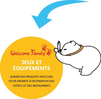 Welcome Family, une marque de Marketing Création